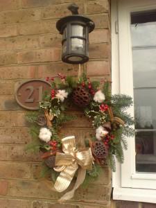 Christmas Wreath No. 2
