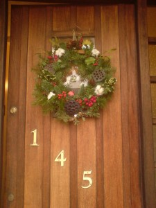 Christmas Wreath 2009